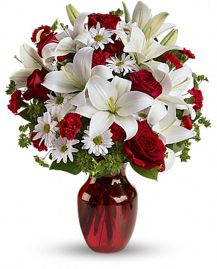 Image of Flowers or flower product titled Be My Love Bouquet with Red Roses