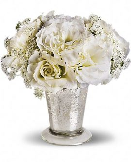 Image of Flowers or flower product titled Angel Centerpiece