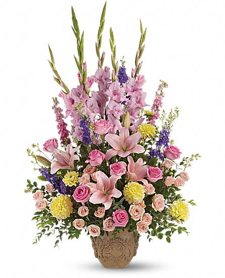 Image of Flowers or flower product titled Ever Upward Bouquet