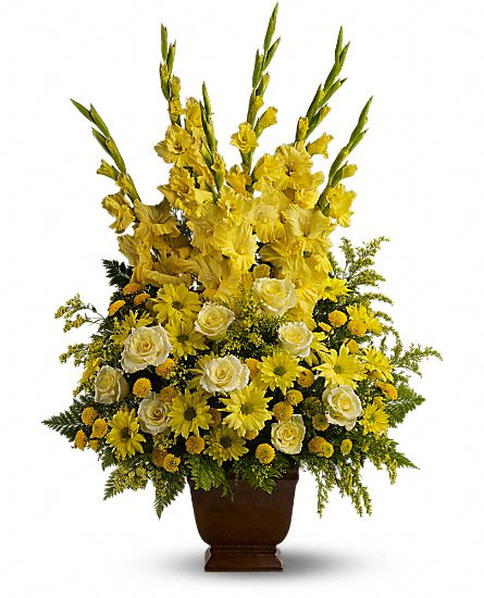 Image of Flowers or flower product titled Sunny Memories