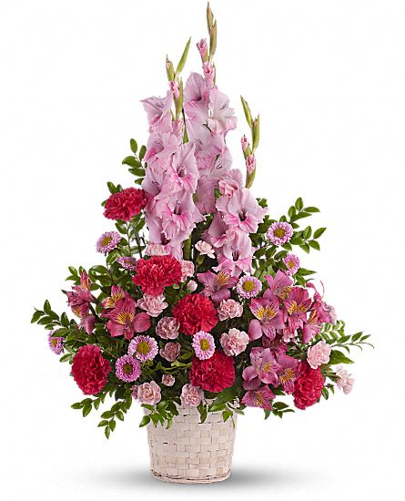 Image of Flowers or flower product titled Heavenly Heights Bouquet