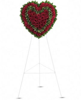 Image of Flowers or flower product titled Majestic Heart