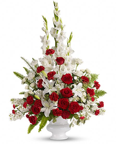 Image of Flowers or flower product titled Memories to Treasure