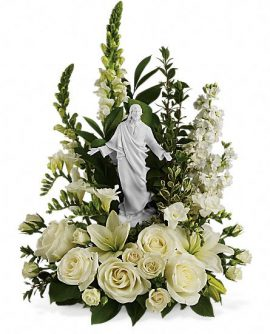 Image of Flowers or flower product titled Garden of Serenity Bouquet