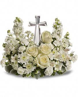 Image of Flowers or flower product titled Divine Peace Bouquet