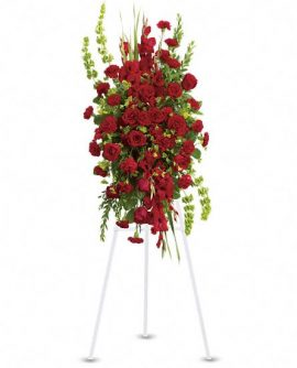 Image of Flowers or flower product titled Care and Compassion Spray
