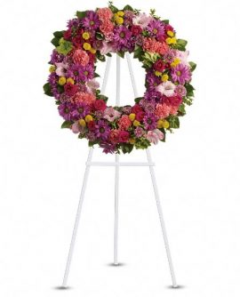 Image of Flowers or flower product titled Ringed by Love