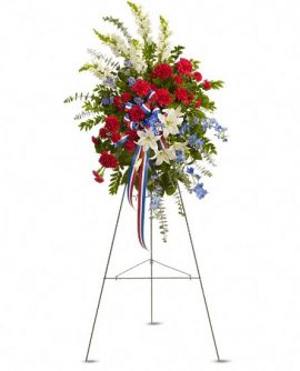 Image of Flowers or flower product titled Sacred Duty Spray