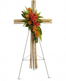Image of Flowers or flower product titled River Cane Cross