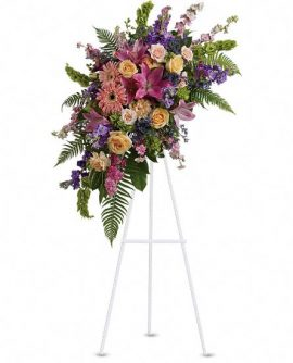 Image of Flowers or flower product titled Heavenly Grace Spray