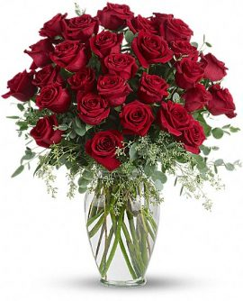 Image of Flowers or flower product titled Forever Beloved - 30 Long Stemmed Red Roses