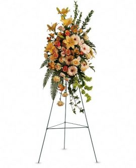 Image of Flowers or flower product titled Sweet Remembrance Spray