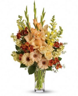 Image of Flowers or flower product titled Summer's Light Bouquet