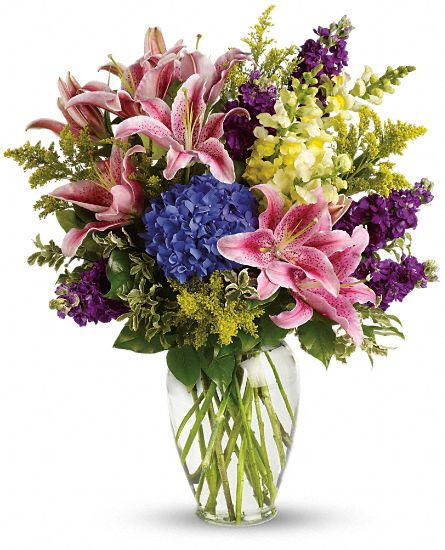 Image of Flowers or flower product titled Love Everlasting Bouquet