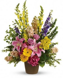 Image of Flowers or flower product titled Glorious Grace Bouquet