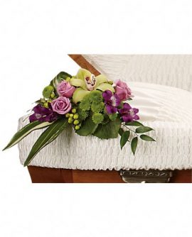 Image of Flowers or flower product titled Dearest One Casket Insert