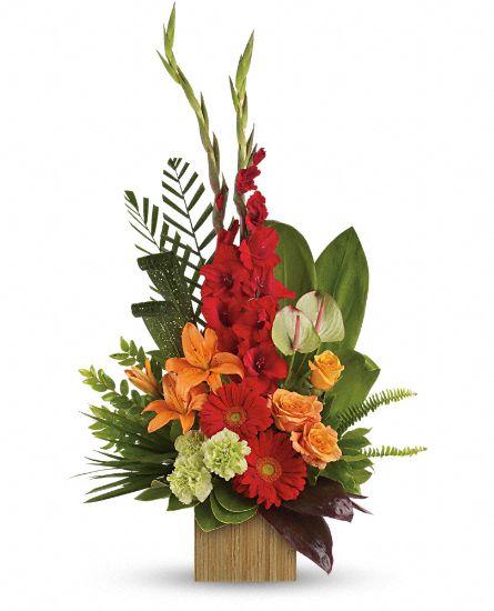 Heart's Companion Bouquet