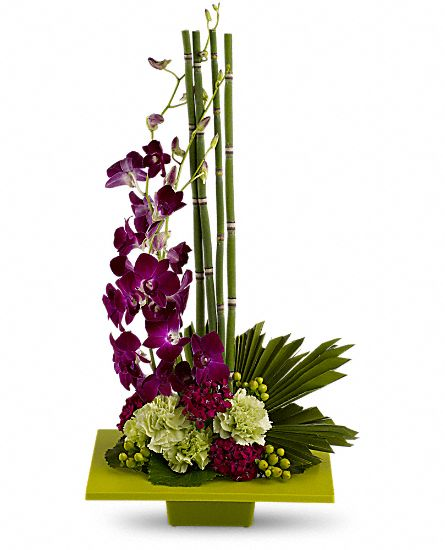 Image of Flowers or flower product titled Zen Artistry