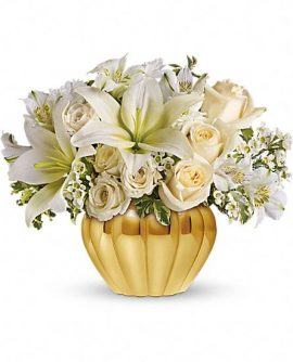 Image of Flowers or flower product titled Touch of Gold