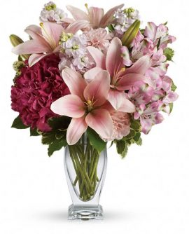 Image of Flowers or flower product titled Charm & Grace Bouquet