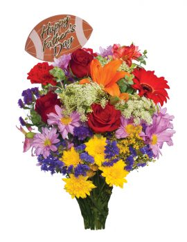 Image of Flowers or flower product titled Father's Day Promo