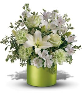 Image of Flowers or flower product titled Sea Spray Bouquet