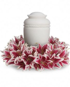 Image of Flowers or flower product titled Glorious Life Wreath