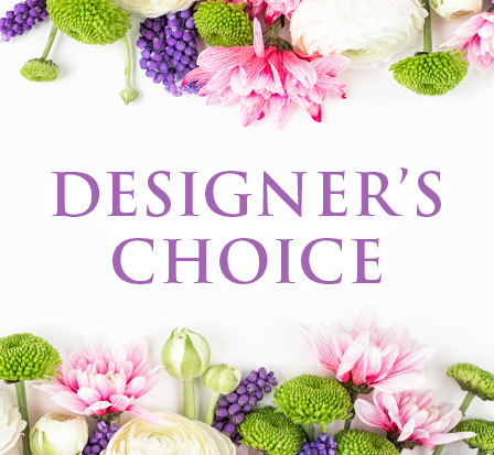 Image of Flowers or flower product titled Designer's Choice Flower Placement