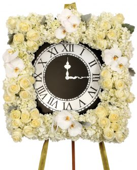 Serene Clock