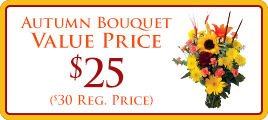 Country Charm Flower Promo