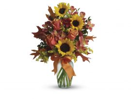 Image of Flowers or flower product titled Warm Embrace