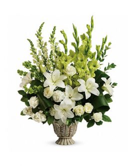 Image of Flowers or flower product titled Clouds Of Heaven Bouquet